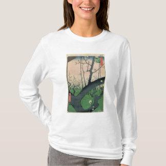 Branch of a Flowering Plum Tree T-Shirt