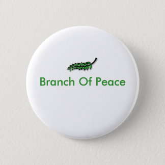 BRANCH OF PEACE BUTTON