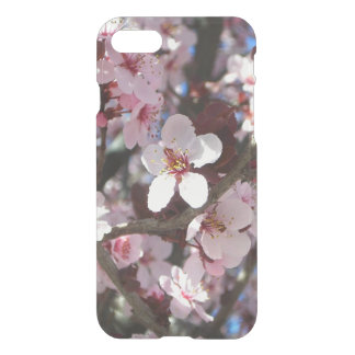 Branch of Pink Blossoms Spring Flowering Tree iPhone 8/7 Case