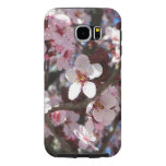 Branch of Pink Blossoms Spring Flowering Tree Samsung Galaxy S6 Case