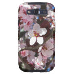 Branch of Pink Blossoms Spring Flowers Samsung Galaxy S3 Cases