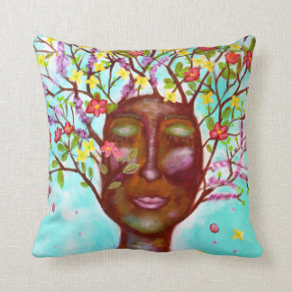 Branch Out & Blossom Art Pillows
