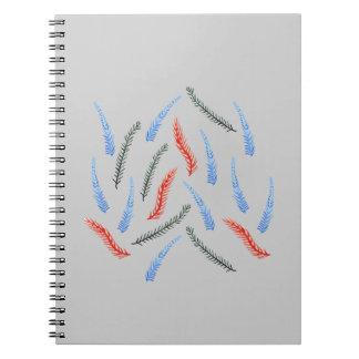 Branch Spiral Notebook
