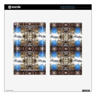 Branch Tapestry Pattern Skin For Kindle Fire