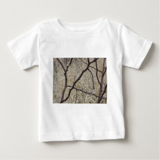 Branches and Dry Grass Baby T-Shirt