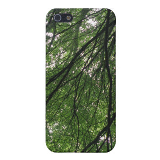 Branches and Leaves  Case For iPhone SE/5/5s