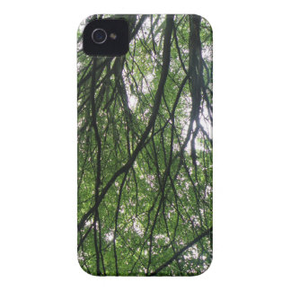Branches and Leaves iPhone 4 Case