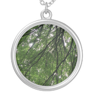 Branches and Leaves Necklace