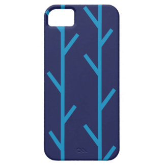 Branches blue iPhone SE/5/5s case