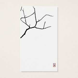 Branches by Leslie Peppers Business Card
