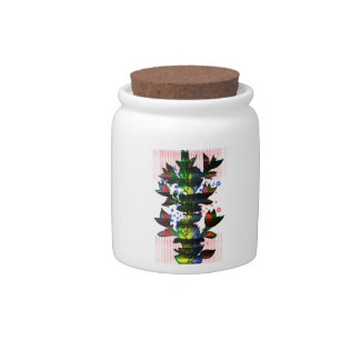 Branches Candy Jar