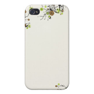 Branches Case For iPhone 4