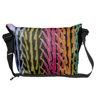 Branches of Color Messenger Bag