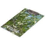 Branches of Dogwood Blossoms Spring Trees Clipboard