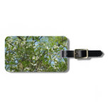 Branches of Dogwood Blossoms Spring Trees Luggage Tag