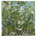 Branches of Dogwood Blossoms Spring Trees Napkin
