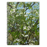 Branches of Dogwood Blossoms Spring Trees Notebook