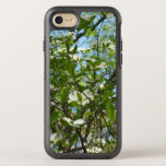Branches of Dogwood Blossoms Spring Trees OtterBox Symmetry iPhone 7 Case