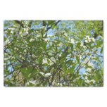 Branches of Dogwood Blossoms Spring Trees Tissue Paper