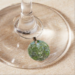 Branches of Dogwood Blossoms Spring Trees Wine Glass Charm