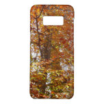 Branches of Orange Leaves Autumn Nature Case-Mate Samsung Galaxy S8 Case