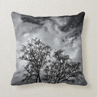 Branches to Heaven Throw Pillows
