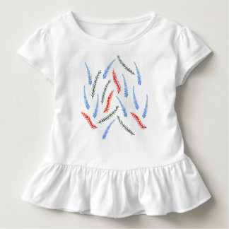 Branches Toddler Ruffle T-Shirt