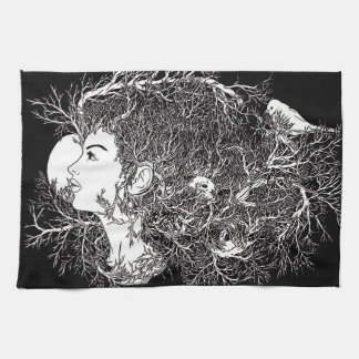 Branches Towel