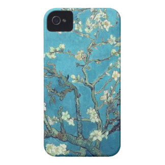 Branches with Almond Blossom  - Van Gogh iPhone 4 Covers