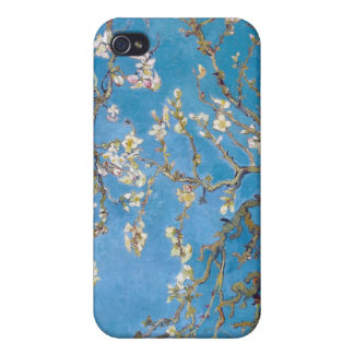Branches with Almond Blossom Van Gogh Case For iPhone 4