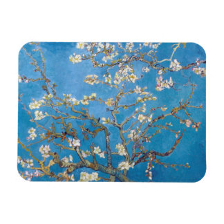 Branches with Almond Blossom Van Gogh painting Vinyl Magnets