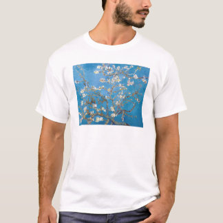 Branches with Almond Blossom Van Gogh T-Shirt