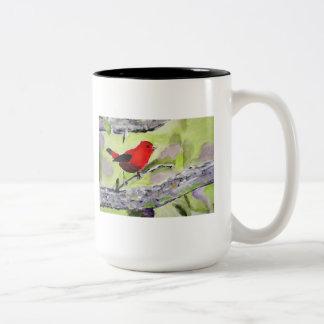 Branching Out Two-Tone Coffee Mug
