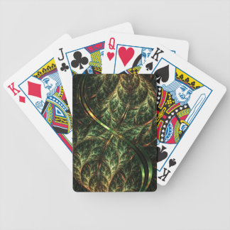 Branching Together - Bicycle - playing cards
