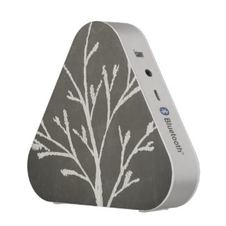 Branching Tree Sapling Chalk Drawing Bluetooth Speaker
