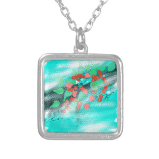 branchonthewater.png silver plated necklace