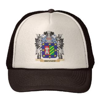 Branco Coat of Arms - Family Crest Trucker Hat