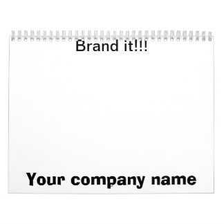 Brand it - Calendar
