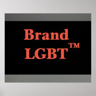 Brand LGBT(TM) Poster