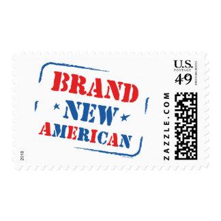 Brand New American Stamp