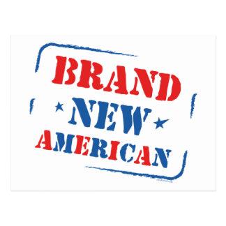 Brand New American Postcard