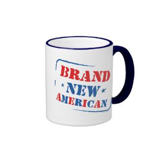 Brand New American Ringer Mug