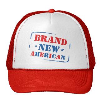 Brand New American Trucker Hat