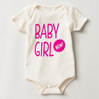 Brand New Baby Girl Baby Bodysuit