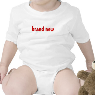 brand new baby onsie t-shirt
