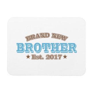 Brand New Brother Est. 2017 (Blue) Magnet