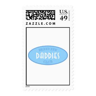 Brand New Daddies Club (Blue) Stamp