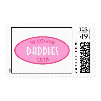 Brand New Daddies Club (Pink) Stamp