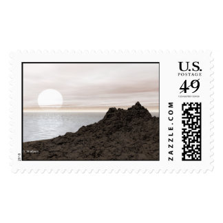 Brand New Day Postage Stamp