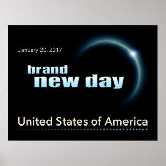 Brand New Day Print